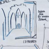Kirche[n]gestalten. Visual Recording. Julia Kaiser & Regine Born – 19