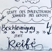 Kirche[n]gestalten. Visual Recording. Julia Kaiser & Regine Born – 3